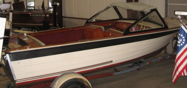 Motor runs perfectly, had a complete tune up, items replaced by Mercury outboard race mechanic. 85 H.P. Mercury 6 cylinder ...